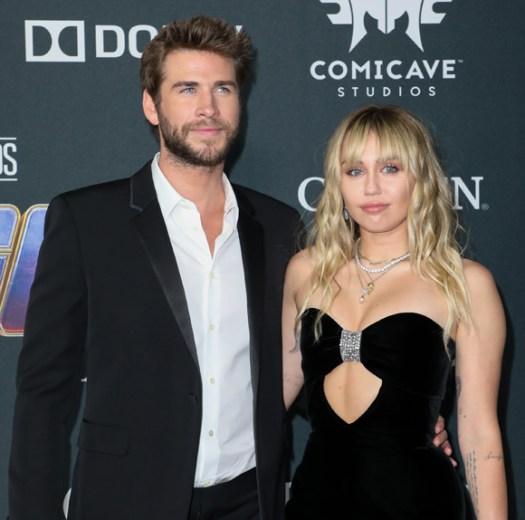 Liam Hemsworth and Miley Cyrus break up