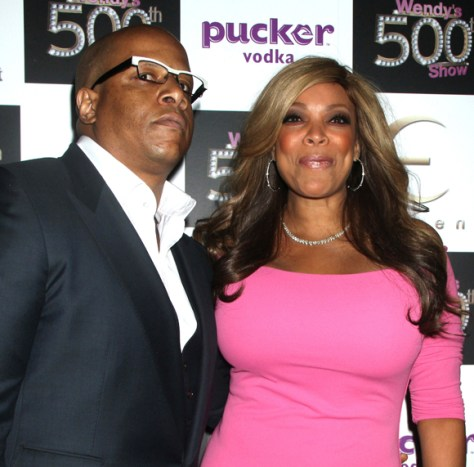 Wendy Williams and Kevin Hunter broke up