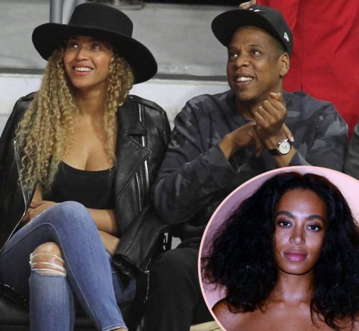 Solange Knowles JAY-Z elevator attack celebrity scandals 2010s