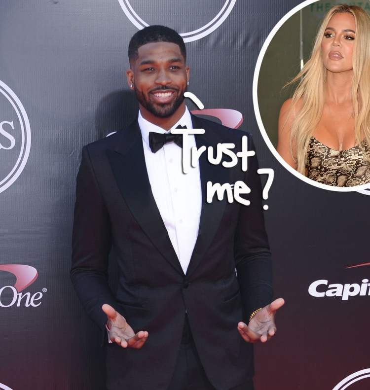 Tristan Thompson Already Spotted Out With Mystery Woman In ...