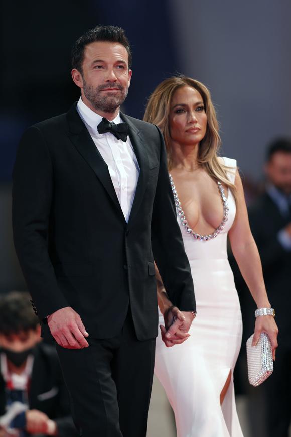 Ben Affleck Jennifer Lopez Venice 2