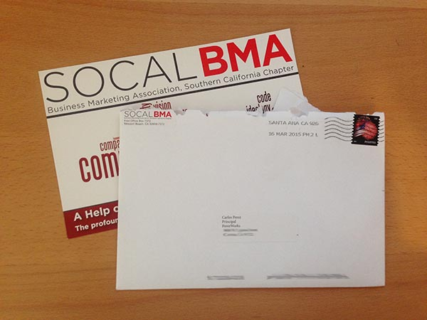 Oversize Direct Mail