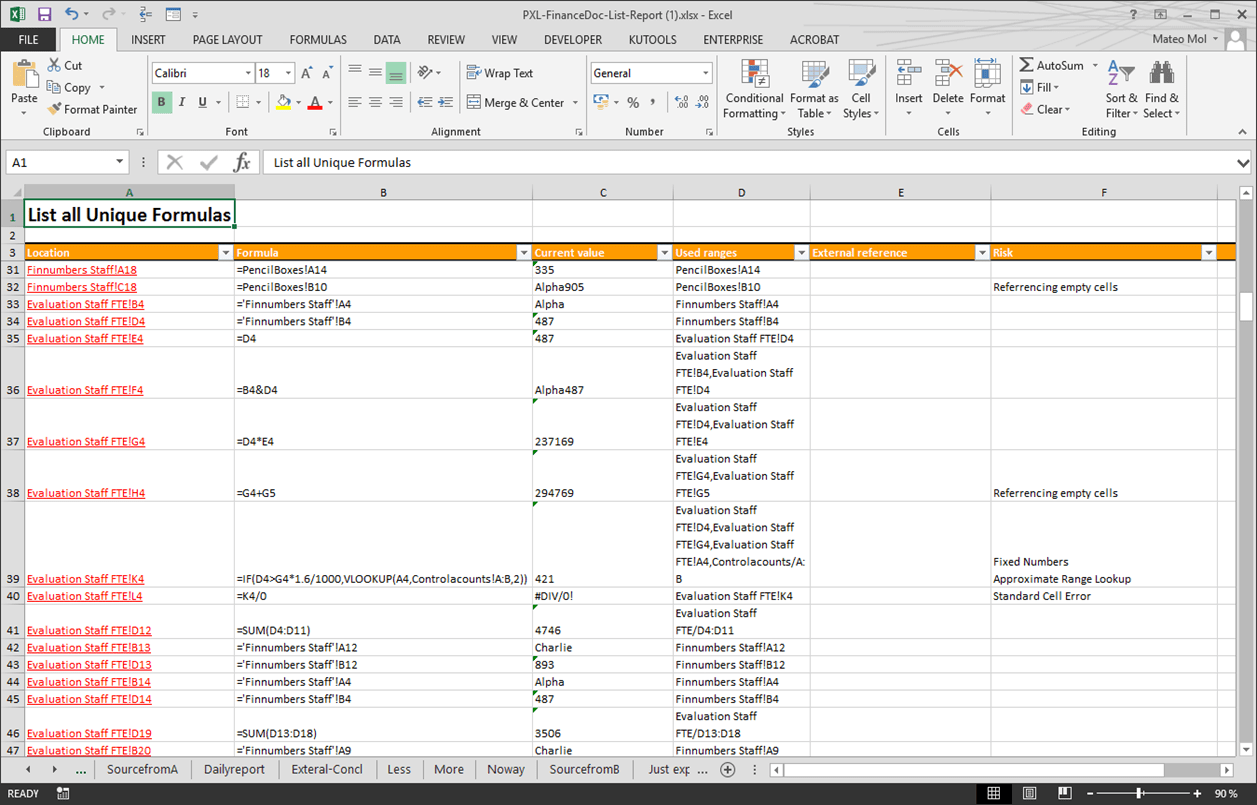 Excel Spreadsheet Validation Free Spreadsheets