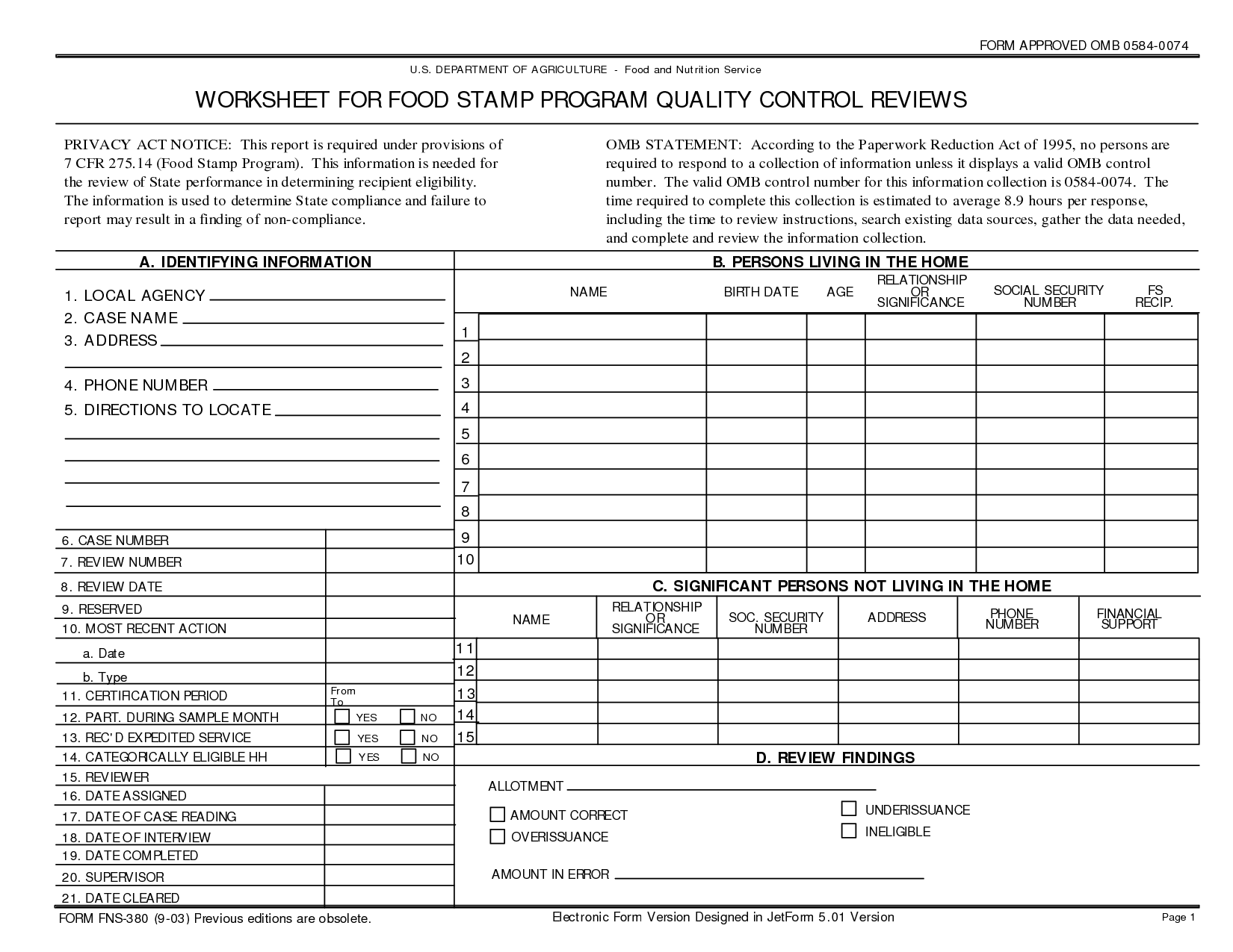 Household Expenses List Excel Spreadsheets