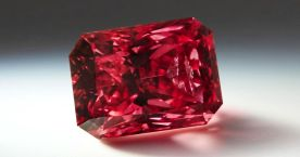 Rare Fancy Red Diamond Could Sell for Millions 1