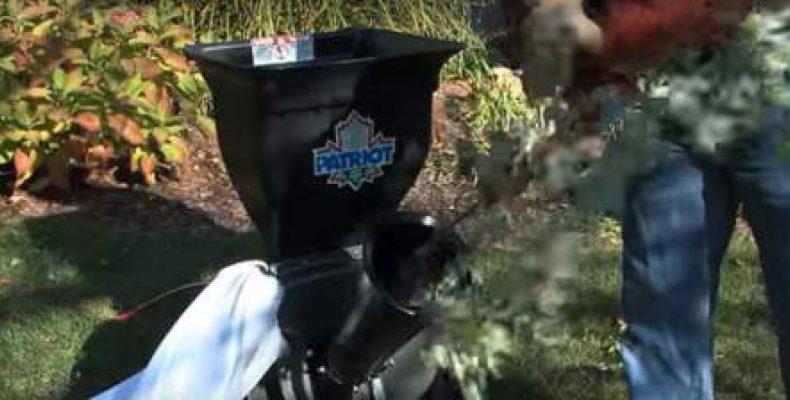 Tree Limb Shredder