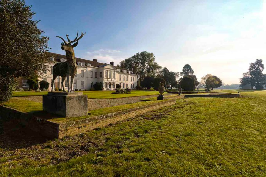 Gosfield Hall HDR2
