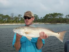 Karl's St. Joe Bay Redfish