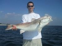 Jay's Panama City Beach Bull Redfish