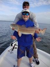 William's Apalachicola Bay Redfish