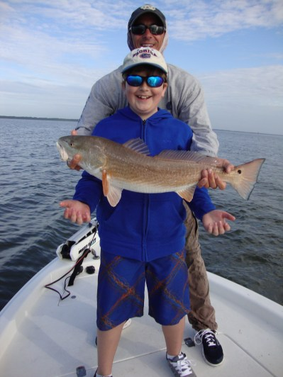 William's Apalachicola Bay Redfish
