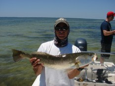 Capt. Dan's St. Joe Bay Gator Trout