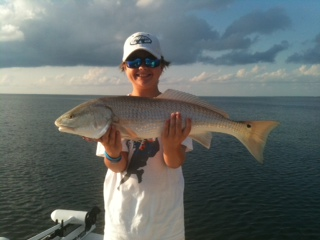 William's St. Joe Bay Redfish