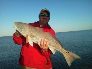 Port St Joe Bay Redfish