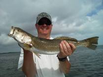 Speckled Trout St Joe Bay