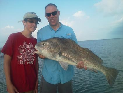 St Joe Bay Black Drum