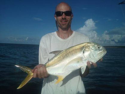 Indian Pass Jack Crevalle