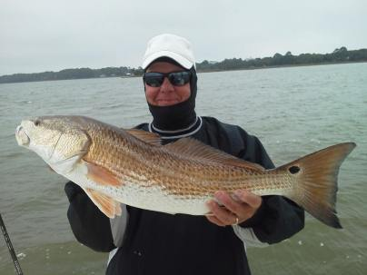 Al's Indian Pass Redfish
