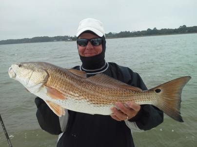 Al's Indian Pass Redfish