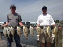 St Joe Bay Pompano and Sheepshead