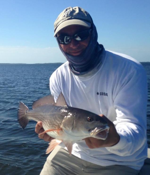 Redfish St Joe Bay 5