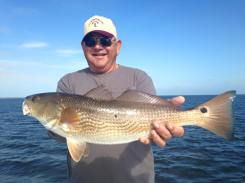 Rooster's Port St Joe Redfish