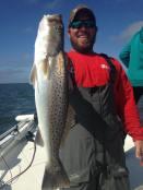 speckled trout, fishing charters, port st joe, cape san blas, indian pass