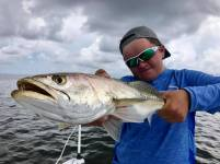 cape san blas, fishing charters, speckled trout