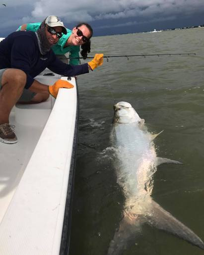tarpon indian pass florida fishing charters guide