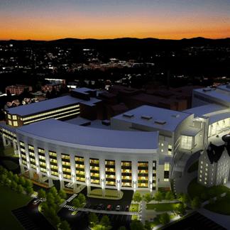 UVM Medical Center Perfect Circle