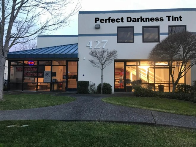 Perfect Darkness Tint Shop