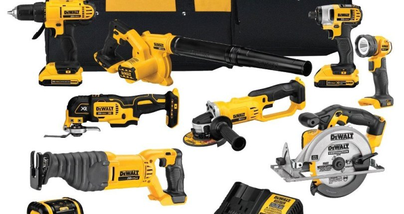 Power Tools For Home Renovation