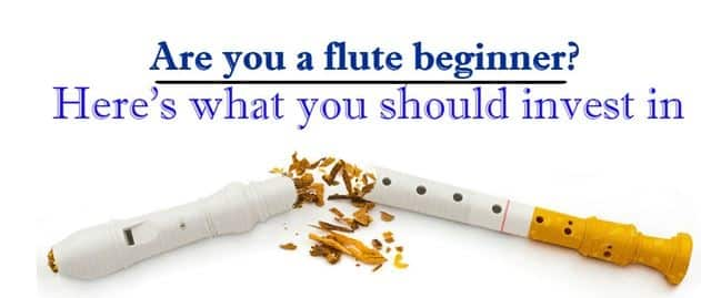 Insurance for musical instruments | Are you a flute beginner? Here's what you should invest in