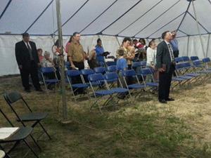 Tent Revival 2013