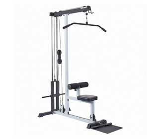 YORK FTS LAT PULL DOWN AND LOW ROW COMBO