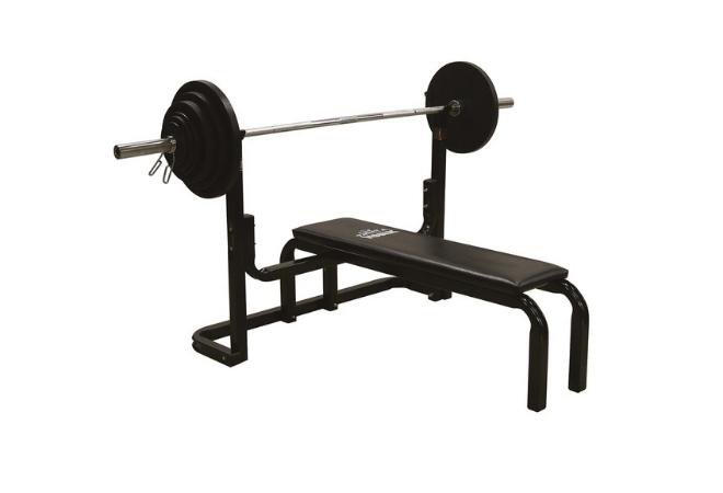 York Fitness 9201 Power Lifting Bench