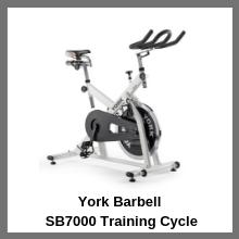 York Fitness SB300 Indoor Training Bike (1)