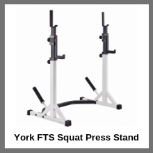 york FTS Squat Press Stand