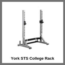 york sts college rack