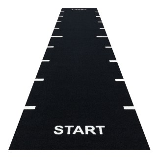 Heavy Sprint Track Black (Line Markings Start and Finish)