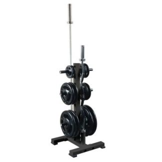 York Barbell Olympic Plate Tree Rack