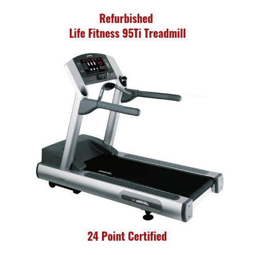Life Fitness 95Ti Treadmill (1)