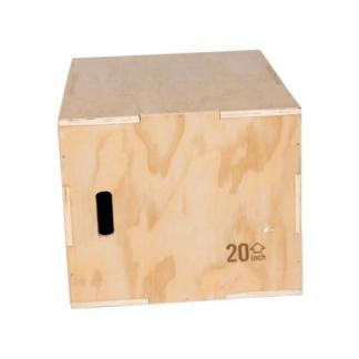 Wooden 3_1 Plyo Box