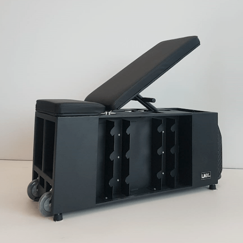 Lifemaxx Multi Functional Studio Bench (1)