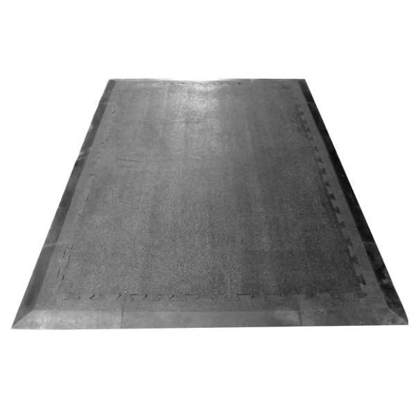 Power Flooring Interlocking Rubber Tile