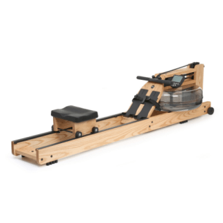 WaterRower Natural Rowing Machine with S4 Computer