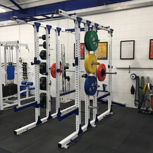 Forge Fitness Power Rack and a Half