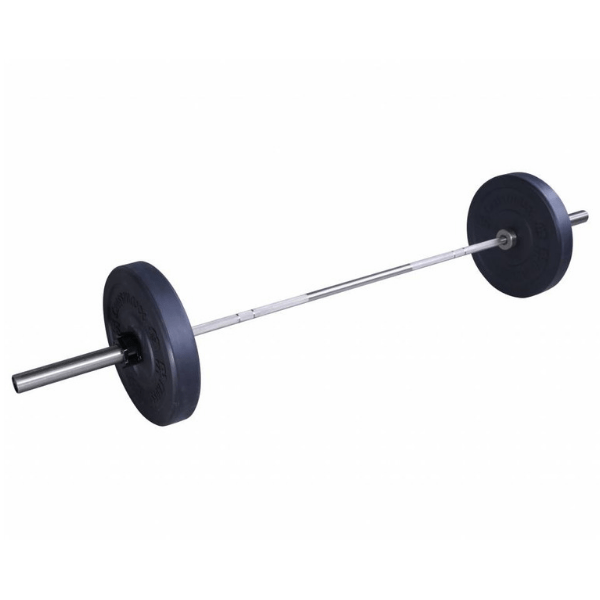 Crossmaxx Weightlifting Olympic Competition Bar - 20kg Men1s