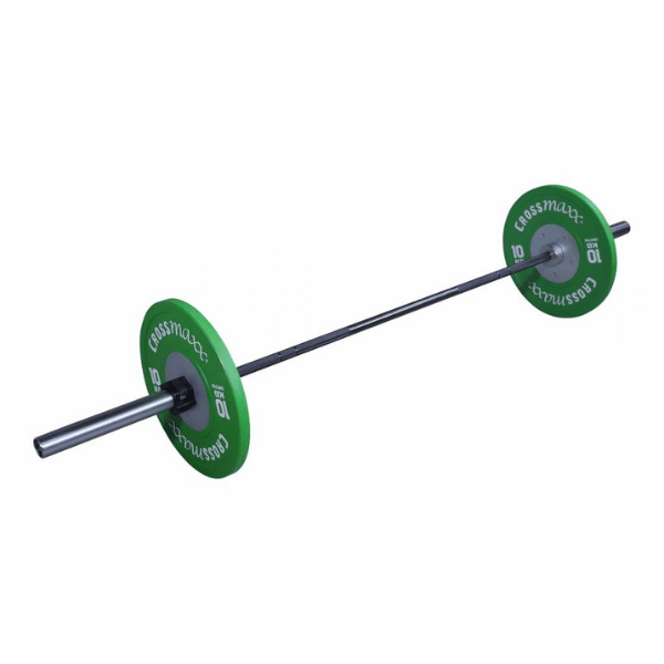 Crossmaxx X Fit Olympic Competition Bar - Mens 20kg