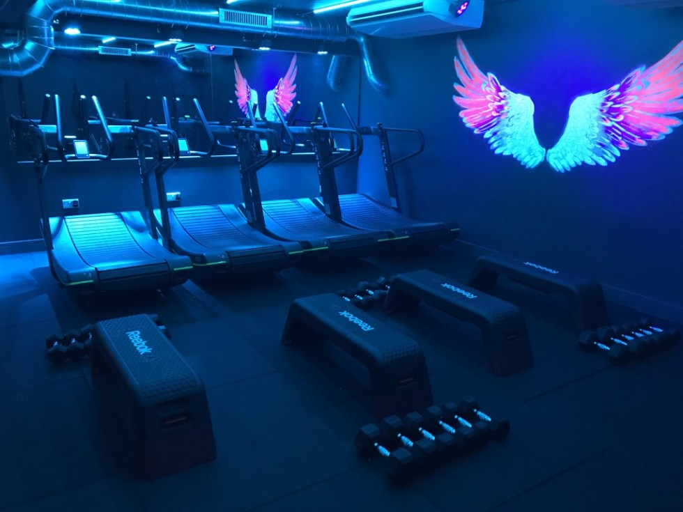 Fly Fitness HIIT Room